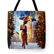 At The Steps Tote Bag