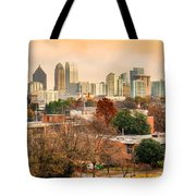 Atlanta - Georgia - Usa Tote Bag