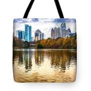 Atlanta - Usa Tote Bag