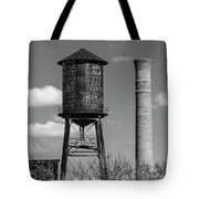 Atlanta Water Tower Tote Bag