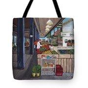 Atwater Market Tote Bag
