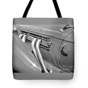 Auburn Boattail Speedster Tote Bag
