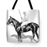 August Belmont (1853-1924) Tote Bag
