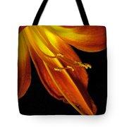 August Flame Glory Tote Bag
