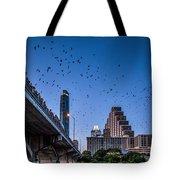 Austin Bat Watch Tote Bag