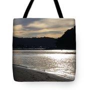 Australia - Sun Glistens On Umina Beach Tote Bag