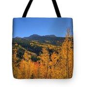 Autumn Bonfire Tote Bag