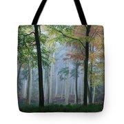 Autumn Frame Tote Bag