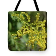 Autumn Goldenrod  Tote Bag