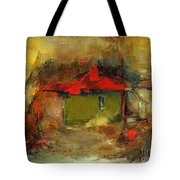 Autumn Rhapsody Tote Bag