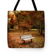 Autumn Splendors Tote Bag