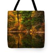 Autumns Calm Tote Bag