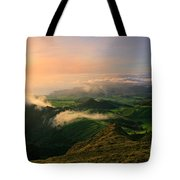 Azores Islands Landscape Tote Bag