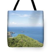 Bali North Coast Tote Bag