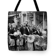Balinese People Tote Bag