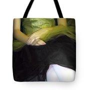 Ballerina Lap 2 Tote Bag