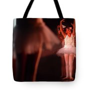 Ballet Performance  Tote Bag