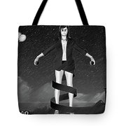 Balloons And Surrealism 2 Tote Bag