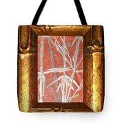 Golden Bamboo Tote Bag