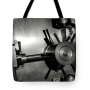 Bank Vault Tote Bag