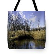 Banner Marsh Tote Bag
