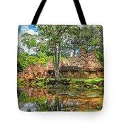 Banteay Srei Temple - Cambodia Tote Bag
