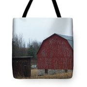 Barn And Shed Tote Bag