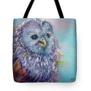 Barn Owl Tote Bag