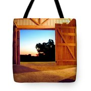 The Courseway Tote Bag
