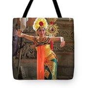 Barong Dancer Tote Bag