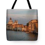 Basilica Di Santa Maria Della Salute, Venice, Italy Tote Bag