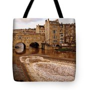 Bath England United Kingdom Uk Tote Bag