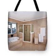 Bathroom And Spa Bath Tote Bag
