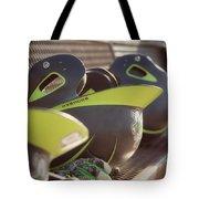 Battle Gear Tote Bag
