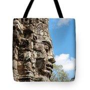 Bayon Temple, Anghor Tote Bag