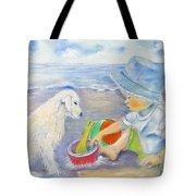 Beach Boy Tote Bag
