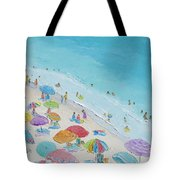 Beach Painting - Summer Love Tote Bag