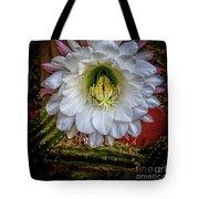 Beautiful Cactus Tote Bag