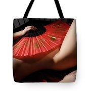 Beautiful Naked Woman Tote Bag