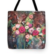 Beauty In The Cracks  Tote Bag