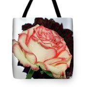 Beauty Rose Tote Bag