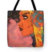 Bedouin Dreams Tote Bag