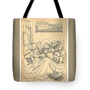 Bedtime For All Tote Bag