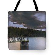 Beecraigs Loch Tote Bag