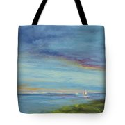 Before The Rainbows Tote Bag