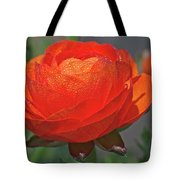 Begonia In The Morning Tote Bag