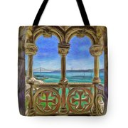Belem Arches  Tote Bag