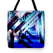 Beneath The Docks Tote Bag