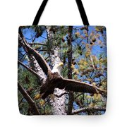 Berry College Eagle Mom Tote Bag