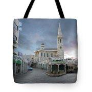 Bethlehem - Al Madbasa Street Tote Bag